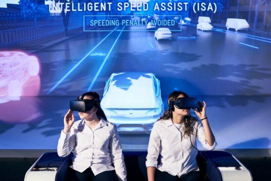 VR Road to Zero